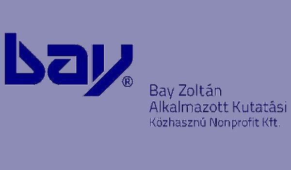 Logo of Bay Zoltan Budapest Hungary