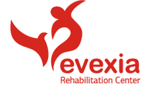 Logo Evexia Rehabilitation Center in Greece