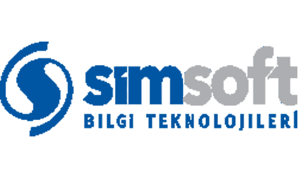 Logo of Turkish company Simsoft