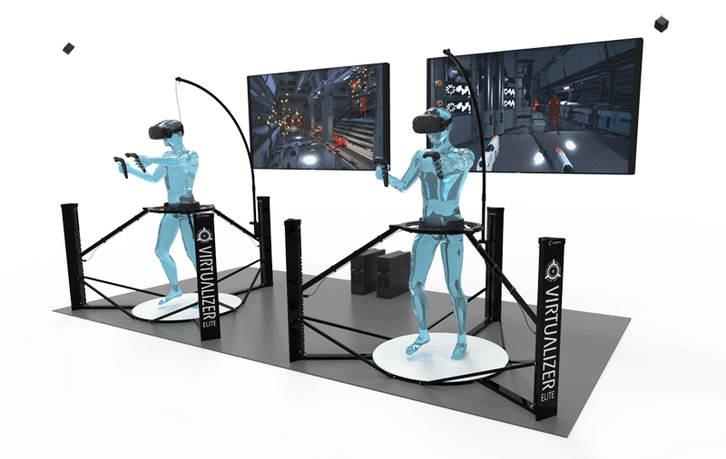 2 Player VR Entertainment Setup