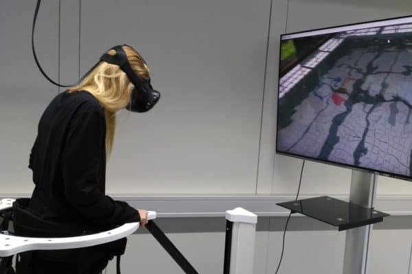 Psychological Research with Virtualizer in Heilbronn