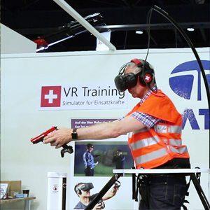 Virtualizer Swiss Police